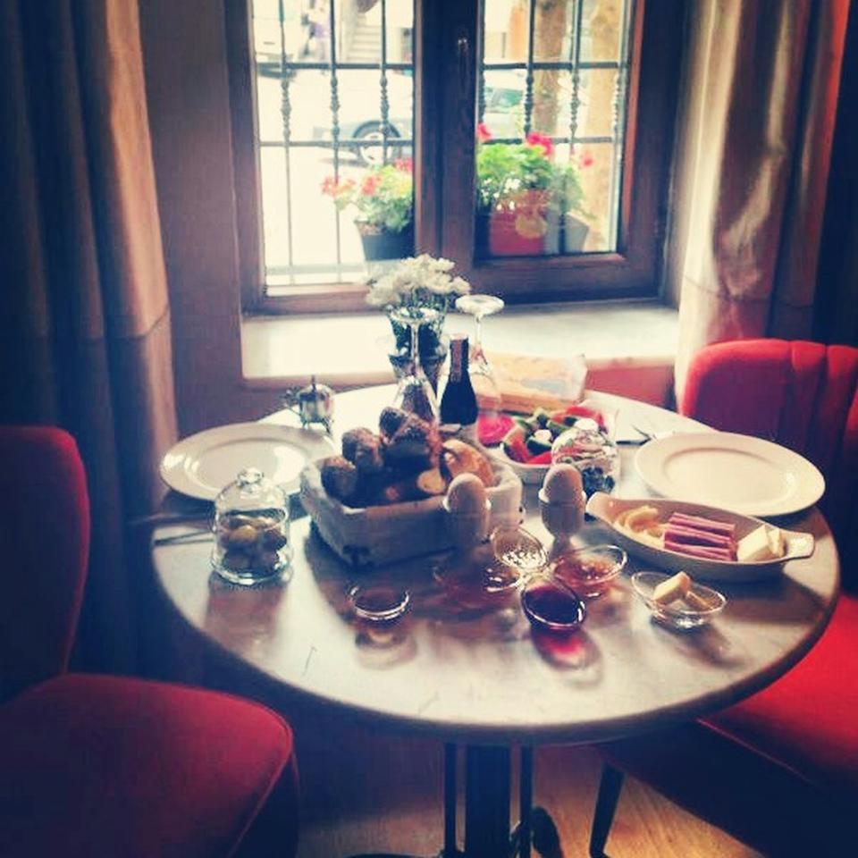 kahvaltı Lokum Ev Suitesi keşfedin !