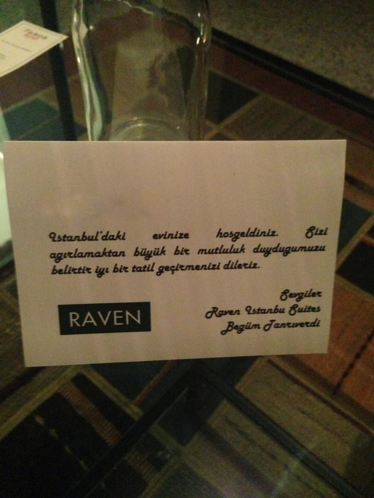 raven3 768x1024 Raven Istanbul Suites, Beyoğlundaki yeni eviniz !