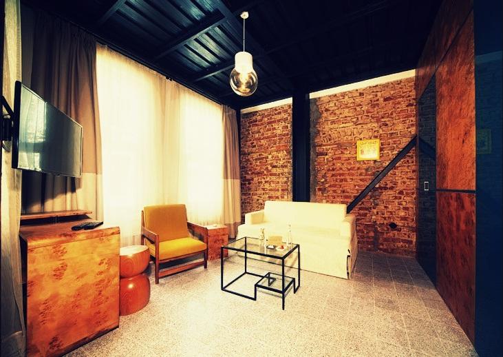 raven4 Raven Istanbul Suites, Beyoğlundaki yeni eviniz !