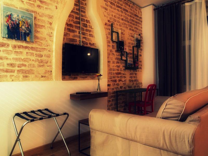 3 Semtin en modernlerinden; Karaköy Inn Apart!