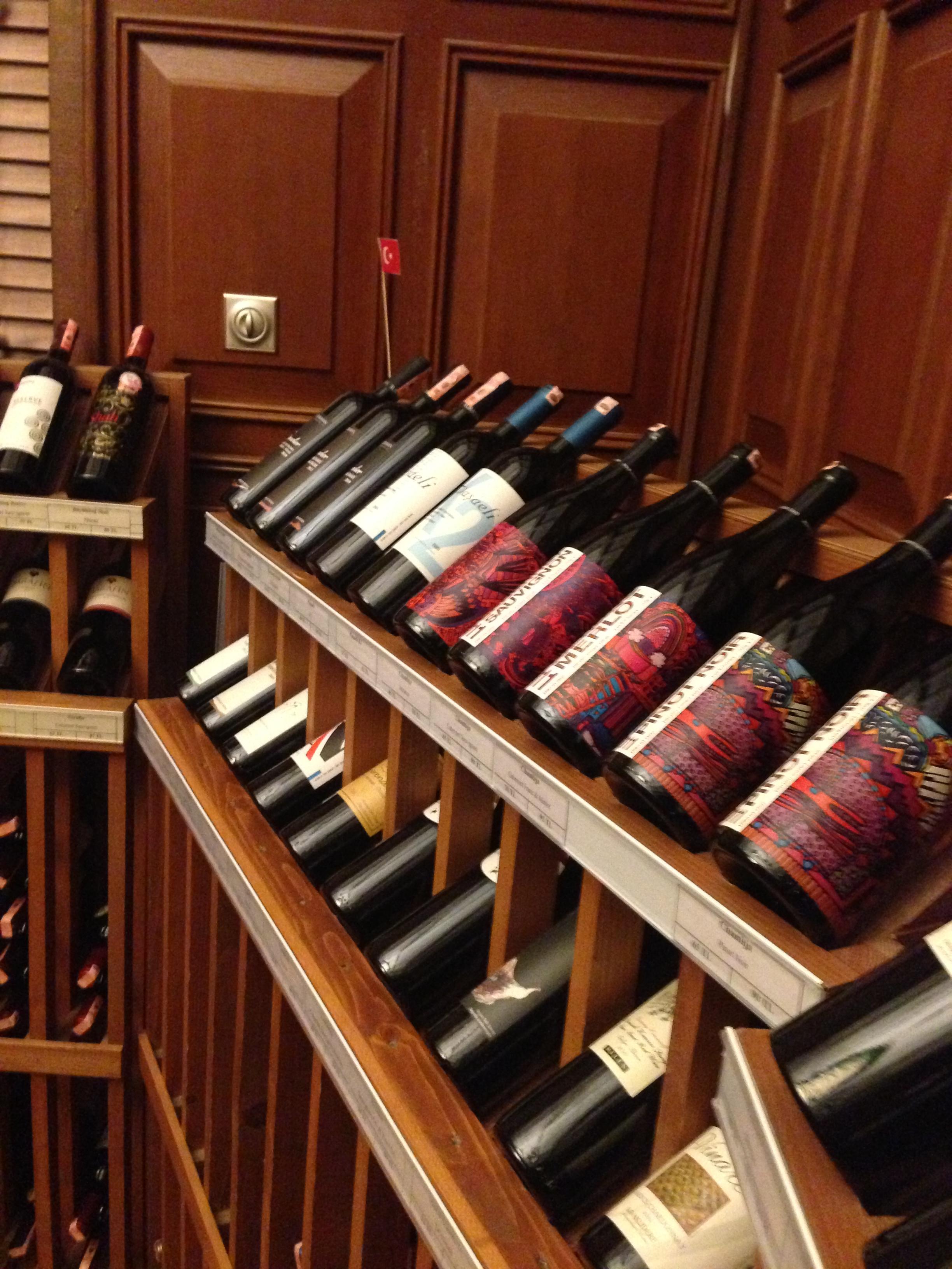 IMG 0880 Vino Steak Ristorante, Lezzet ve Şarap Diyarı