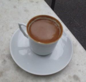 kahve 300x288 Çorlulu Ali Paşa Medresesi ve Nargile!