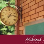 Tünel'in saklı bahçesi; Mihrimah Sultan Cafe !