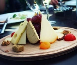 peynir tabagi Vino Steak Ristorante, Lezzet ve Şarap Diyarı