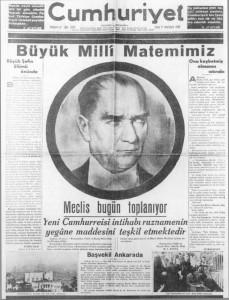 10 Kasım 1938 gazeteleri akifulutas com 5 229x300 Atatürkü anıyoruz! Fikirler ölmez!