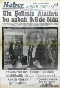 ata gazeteler 2 07 207x300 Atatürkü anıyoruz! Fikirler ölmez!