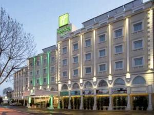 Holiday Inn Topkapi - 2014 Yılbaşı Programları