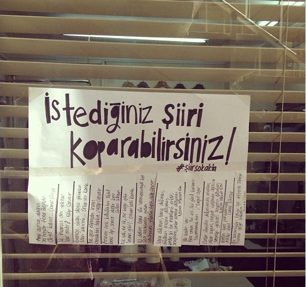 Istanbul Aşkına şiir Aşkına şiirsokakta Istanbul Aşkına Yazıyoruz