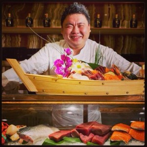 Shangri La Bosphorus Chef Keisuke Uno2 300x300 Shangri La Bosphorus ve bir Uzak Doğu masalı; IST TOO Restaurant !