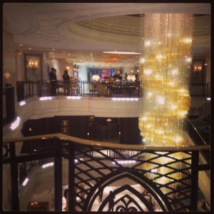 Shangri La Bosphorus lobby 300x300 Shangri La Bosphorus ve bir Uzak Doğu masalı; IST TOO Restaurant !