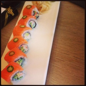 Shangri La Bosphorus sushi sahimi 300x300 Shangri La Bosphorus ve bir Uzak Doğu masalı; IST TOO Restaurant !