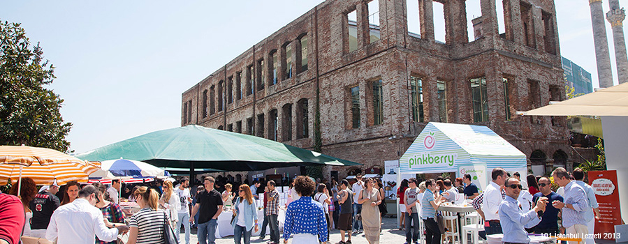 Time Out 101 Istanbul Lezzeti2 Time Out 101 Istanbul Lezzeti Festivali ; Festival gibi festival!...