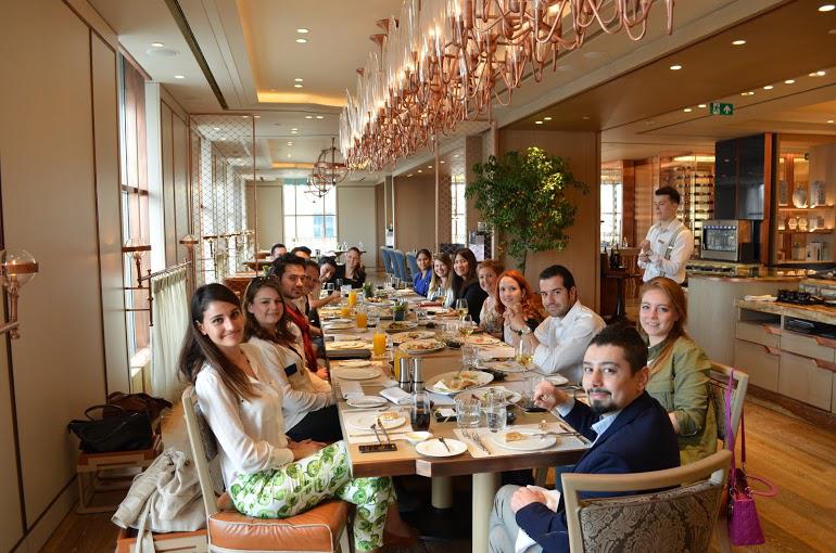 Zomato Shangri La Bosphorus ve bir Uzak Doğu masalı; IST TOO Restaurant !