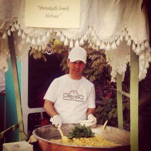 armada otel portakalli irmik helvası 300x300 Time Out 101 Istanbul Lezzeti Festivali ; Festival gibi festival!...