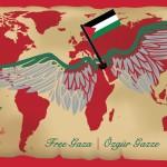 Gazze'nin özgür olmasını, insanlık adına istiyoruz!