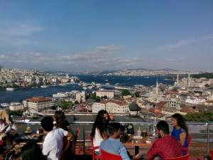 Salaş İstanbul Cafeleri Süleymaniye Mimar Sinan Teras Cafe 300x225 Salaş İstanbul Cafeleri   Süleymaniye   Mimar Sinan Teras Cafe