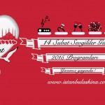 2015 Sevgililer Günü Programları Istanbul