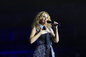 kylie minogue 300x199 Kylie Minogue İstanbul Konseri