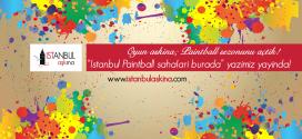 İstanbul Paintball sahaları burada!