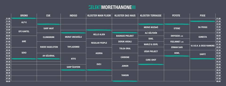 selekt festival SELEKT FESTIVAL III