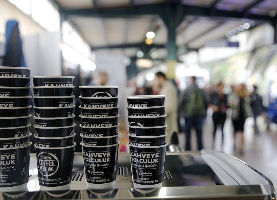 istanbul kahve festivali 5 İstanbul Kahve Festivali