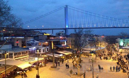 İstanbul Yılbaşı Fırsatları