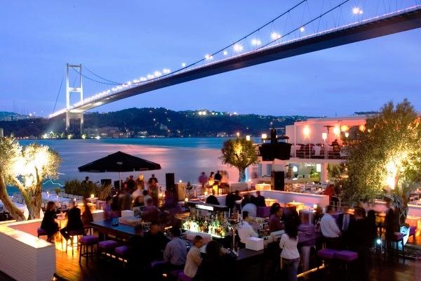 lacivert restoran yilbasi programi Anadolu Yakası Yılbaşı Programları