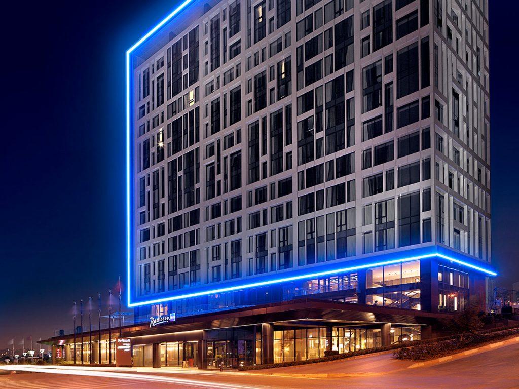 radisson blu hotel asia 1024x768 Ataşehirde Nerede Kalınır?