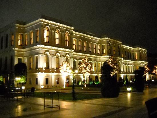 four seasons hotel istanbul Beşiktaşta Nerede Kalınır?
