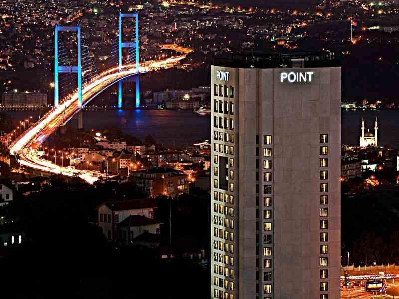 point hotel besiktas Beşiktaşta Nerede Kalınır?