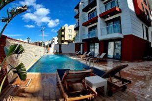 Saatli Hotel Çeşme